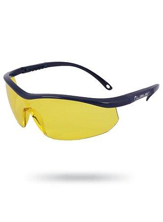 Óculos de Proteção Argon Elite Amarelo Antiembaçante