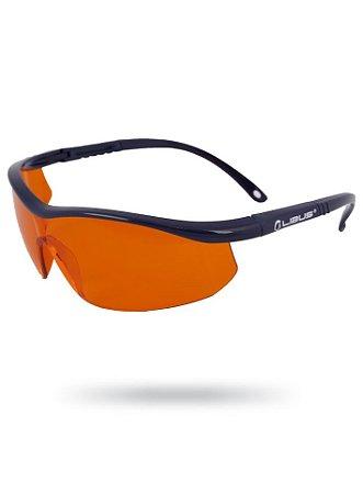 Óculos de Proteção Argon Elite Laranja Antiembaçante