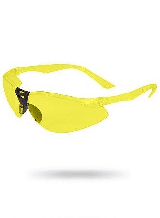 Óculos de Proteção Neon Amarelo Antiembaçante