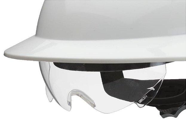 Óculos Capacete Milenium Incolor HC (AR)