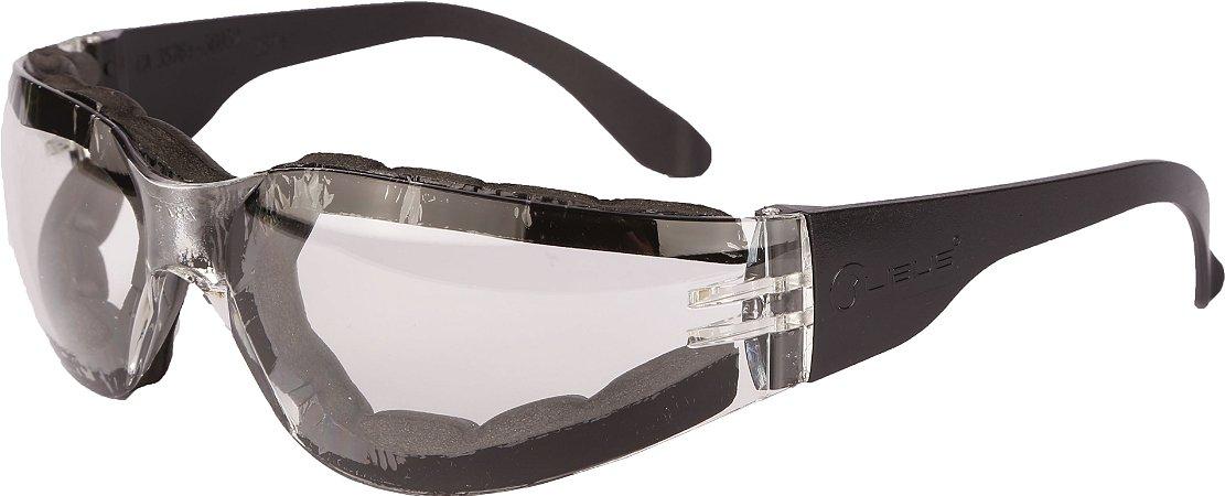 Óculos de Proteção Eco Plus Incolor Antiembaçante