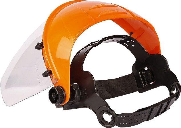 Suporte com Pinos Adaptador para Protetor Facial