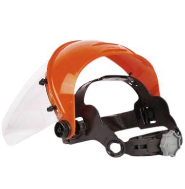 Suporte com Catraca Adaptador para Protetor Facial