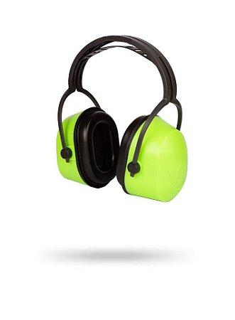 Protetor Auricular Abafador Tipo Concha L-360V HV Alta Visibilidade