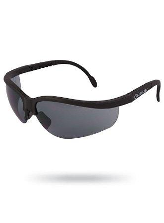 Óculos de Proteção Mig Cinza Antiembaçante