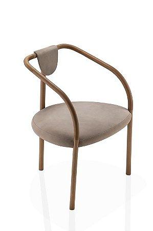 Cadeira Delgadina (Couro)