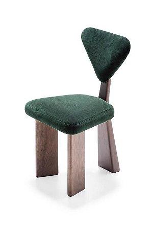 Cadeira Girafa (Couro)