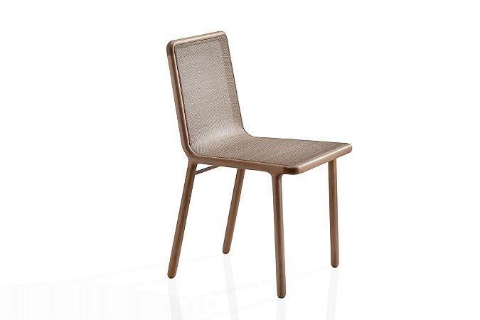 Cadeira Pampa Estofada (Couro)