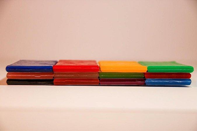 Cera para modelagem - 12 cores