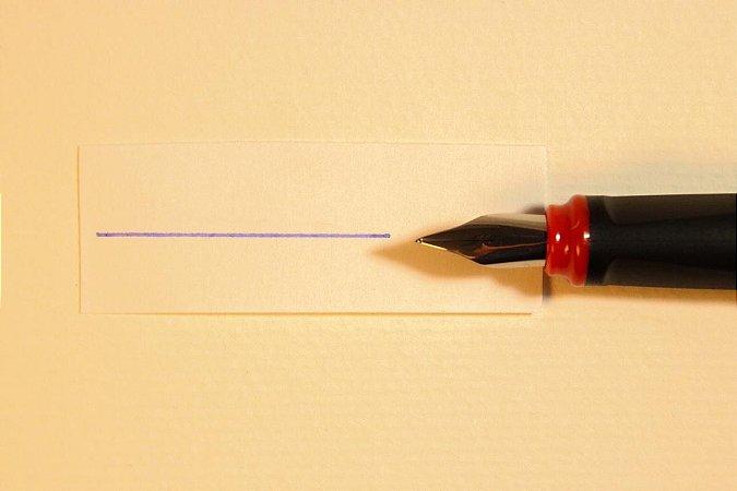 Caneta tinteiro tradicional - Greenfield