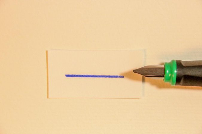 Ponteira 1.1mm para caneta tinteiro Greenfield