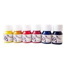 Aquarela Apiscor - kit com 6 cores básicas