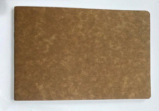 Caderno pequeno sem pauta