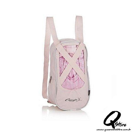 Bolsa Ballet Infantil Capezio Rosa