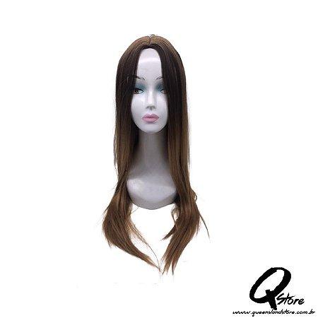 Peruca Orgânica Liza - Cor OT4/27- Fashion Line