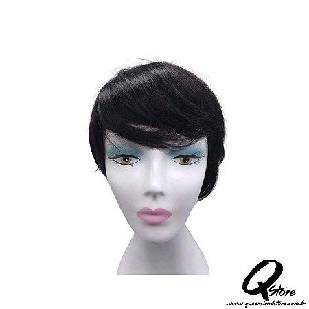Peruca Orgânica Modelo 0211 - Cor 1B - Fashion Line