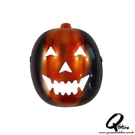 Máscara Dark Abóbora Halloween
