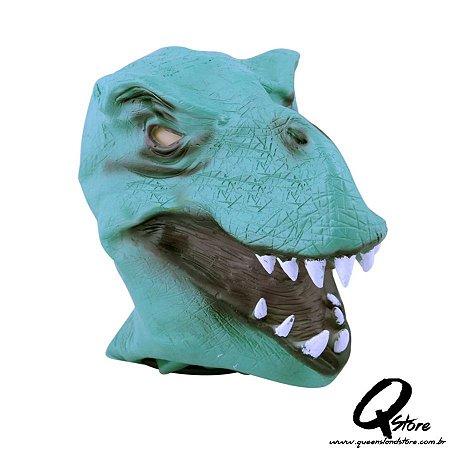 Máscara Cabeça de Dinossauro