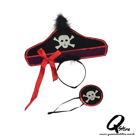 Kit Pirata c/ 2 peças