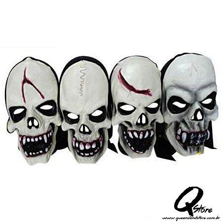 Máscara Esqueleto Tamanho Único Modelo Sortido- Unidade
