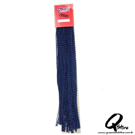 Micro Zizi Braid Cor OETIB/ BLUE - Miojinho
