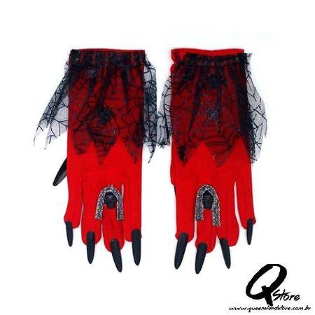Luva de Diabo - Halloween