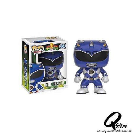 Blue Ranger (Ranger Azul): Power Rangers #363 - Pop Funko