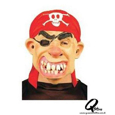 Máscara Pirata Dentuço