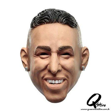 Máscara Látex Neymar