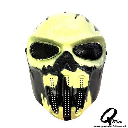 Máscara Caveira Gamer 1