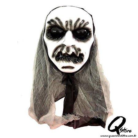 Máscara Caveira Manchada
