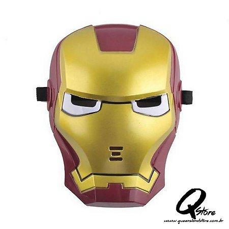 Máscara Homem de Ferro Infantil