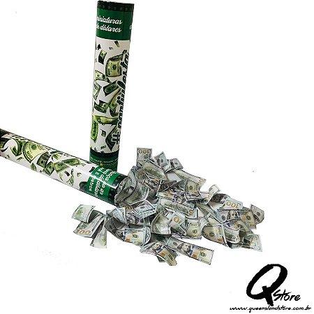 Lança Confete Dólar