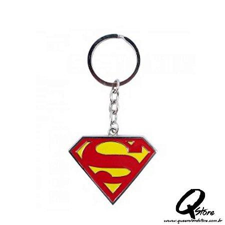 Chaveiro Super Homem - Vermelho