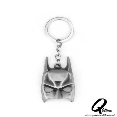 Chaveiro Batman - Prata
