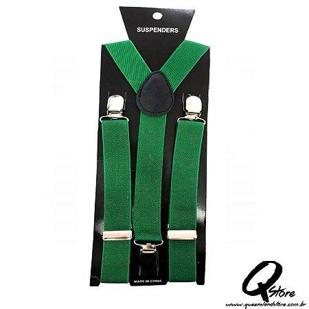 Suspensório- Verde Escuro