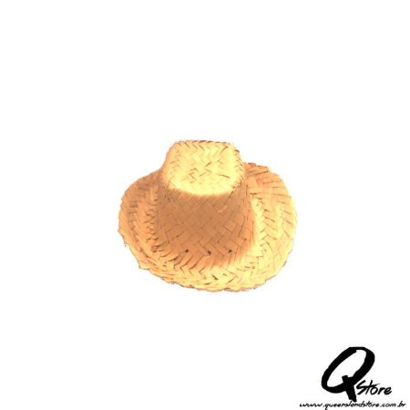 Chapéuzinho Palha Cowboy- 1 Unidade