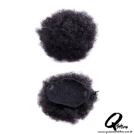 Coque puff Afro Sintético - Cor 2