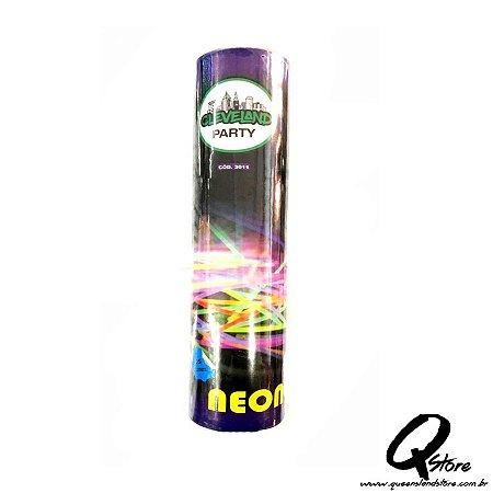 Pulseira de Neon c/ 100 unidades