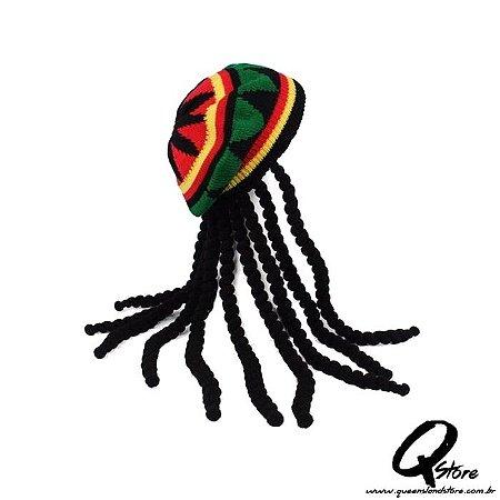 Peruca Bob Reggae