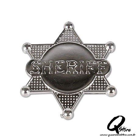 Estrela de Xerife - Plástico