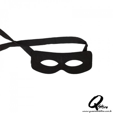 Máscara Zorro Simples