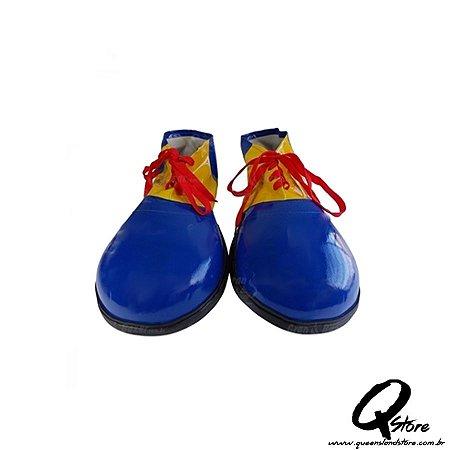 Sapato de Palhaço Luxo