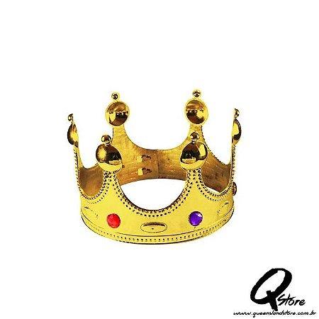 Coroa de Rei -Plástico