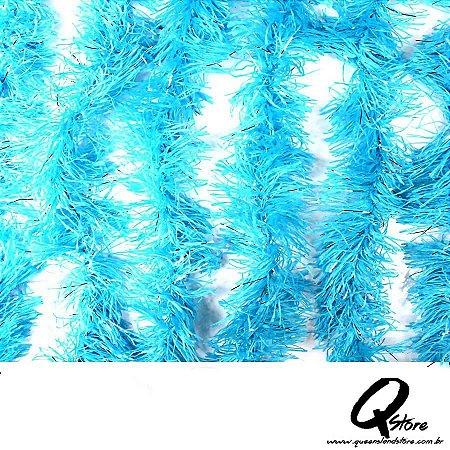 Marabu c/ Brilho 5 Unidades - Azul Claro