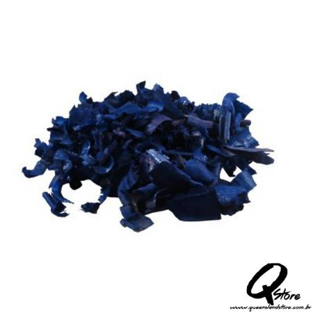 Serragem Natural Azul - 70 gr