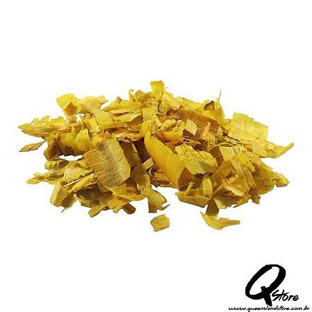 Serragem Natural Amarelo - 70 gr