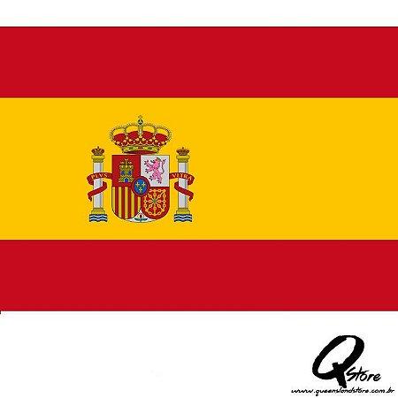 Bandeira Simples - Espanha