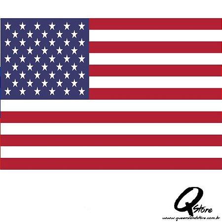 Bandeira Simples - USA