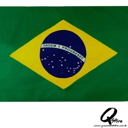 Bandeira Simples - Brasil